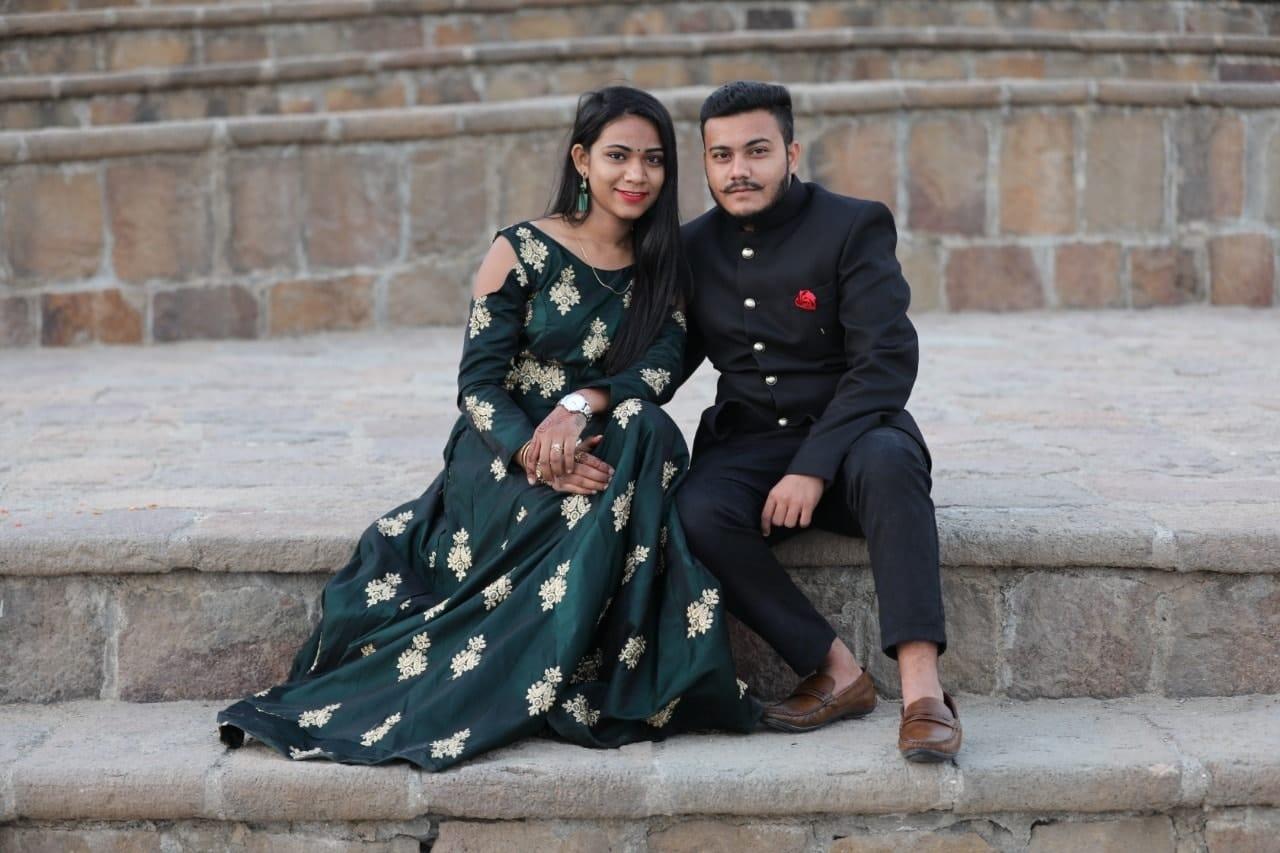 Mihir_ & Shivangi_