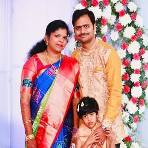 Sister and brother in law prashanthi & gireesh