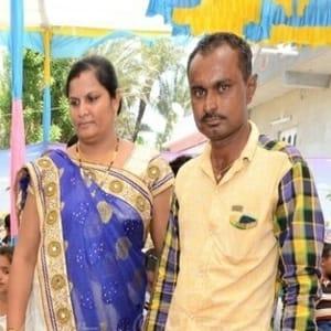Amratbhai And Jayshreeben