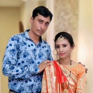 Kiranbhai & Poojaben