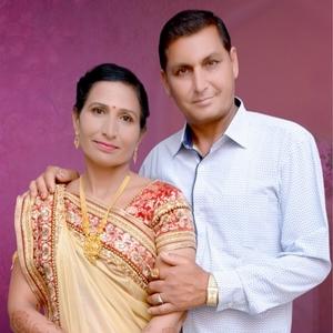 Harilalbhai & Vijyaben