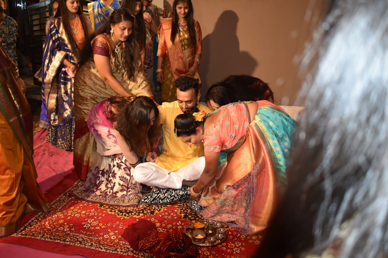 Atul & Pooja digital wedding photos