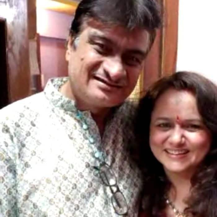 Shailesh bhai-varsha ben